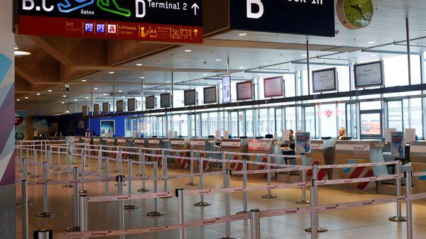 ВГермании пройдет забастовка в 6-ти аэропортах