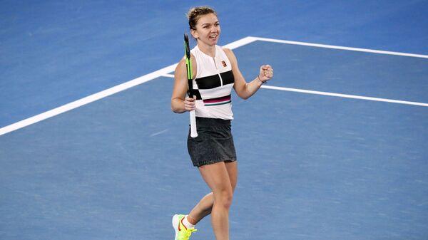 Халеп победила Бенчич и стала первой финалисткой турнира в Мадриде