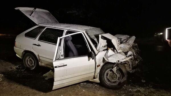 ДТП  на 33 километре автодороги Тула-Новомосковск, в котором погиб со рудник полиции. 18 января 2019