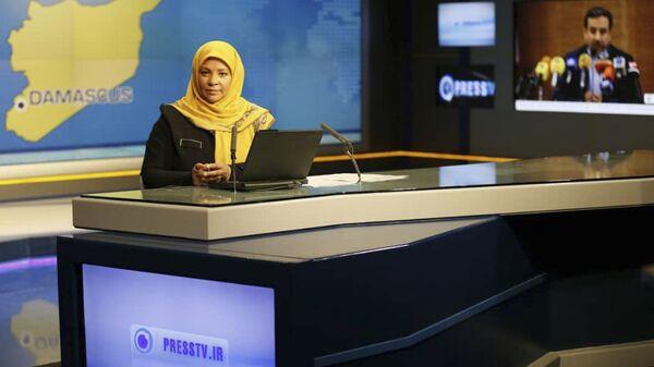 Журналистка Марзие Хашеми
