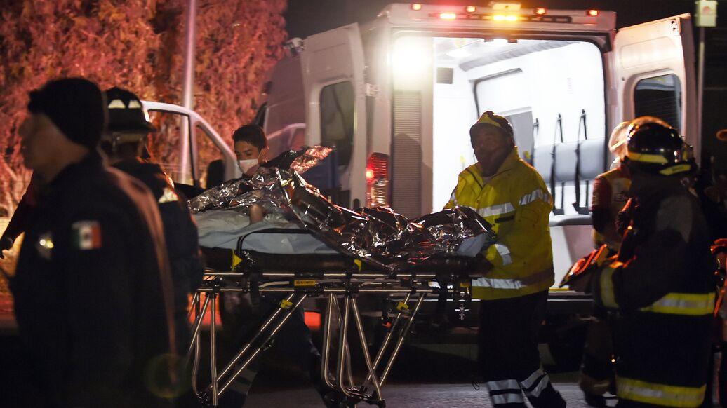Число жертв взрыва на трубопроводе в Мексике достигло 70 человек