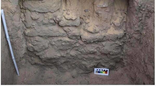 Могила, относящиеся к эпохе Древнего царства, обнаруженная на юге Египта