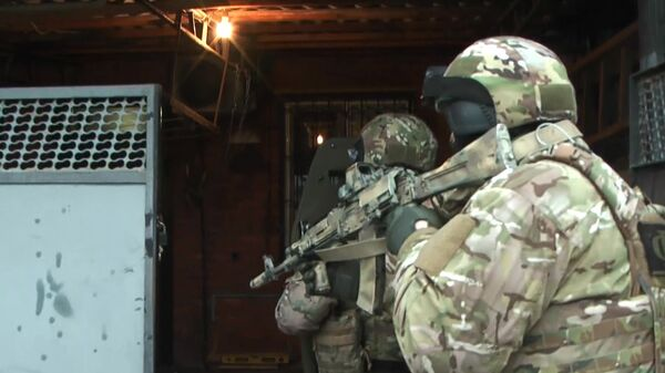 В Самарской области уничтожили боевика, планировавшего теракт