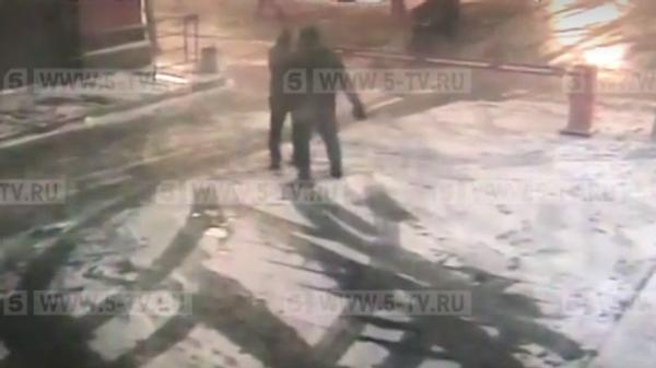 Видео драки Виторгана и Богомолова
