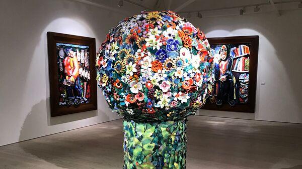 Первая ретроспективная выставка Зураба Церетели в Британии
