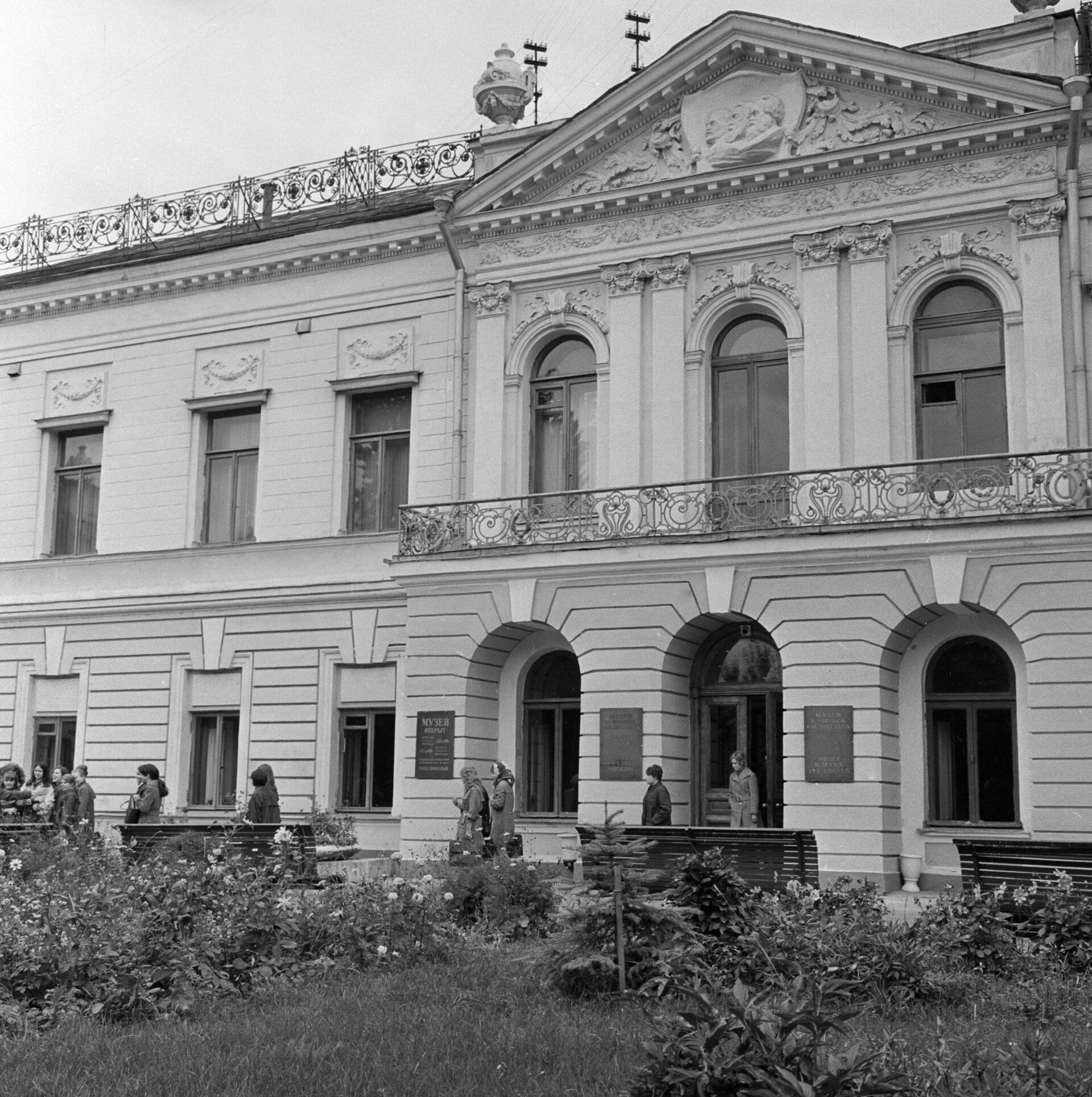 Усадьба Лопухиных - XVII - XVIII век - РИА Новости, 1920, 18.07.2021