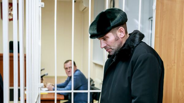 Житель Сургута Павел Шаповалов, обвиняемый в попытке угона воздушного судна Аэрофлота