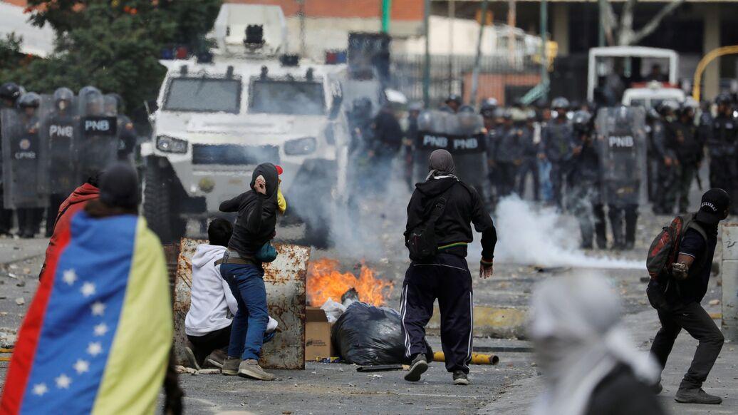 Венесуэла. События ускоряются