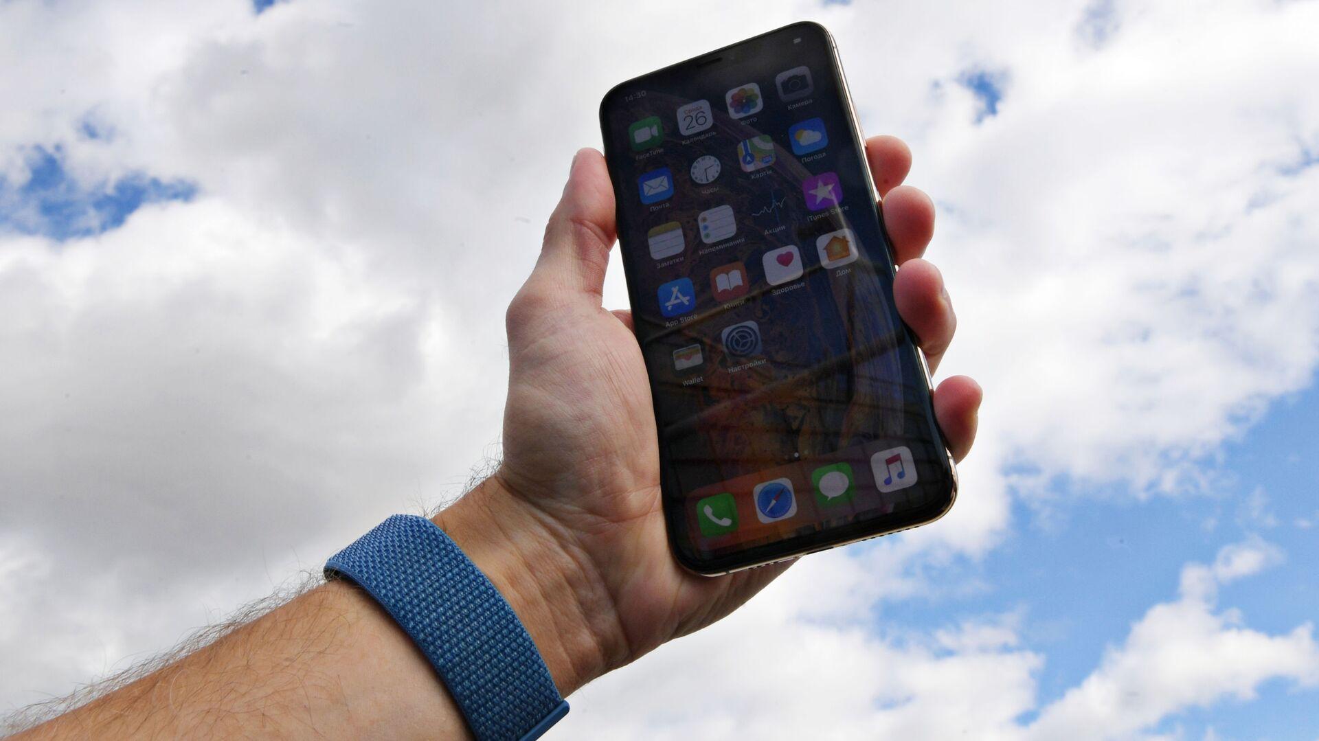Названы самые популярные у россиян приложения для iPhone
