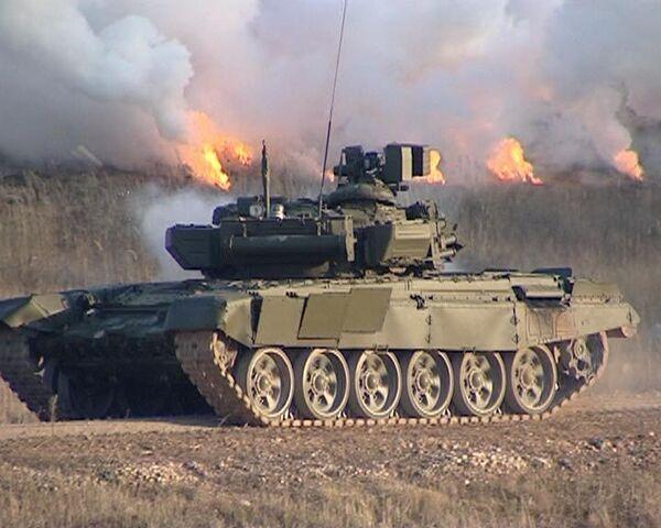 Огневая мощь новой российской военной техники