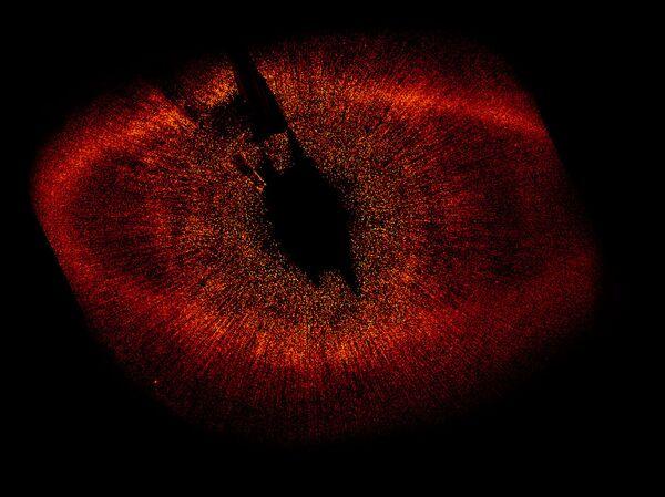 Пылевой пояс у звезды Фомальгаут