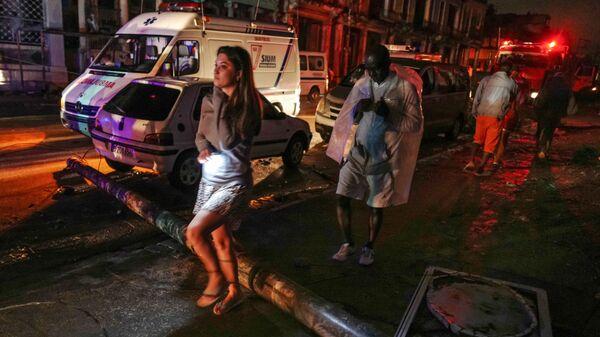 Последствия торнадо на Кубе. 28 января 2019