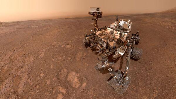 НАСА подтвердило обнаружение метана на Марсе