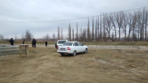 В канале имени Октябрьской революции около поселка Загородный Кировского района города Махачкала обнаружено тело 2-3 месячного ребенка. 29 января 2019
