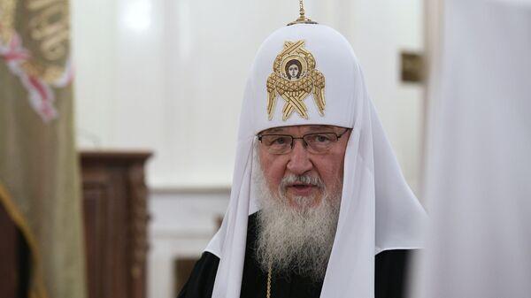 Заседание Священного Синода в Санкт-Петербурге