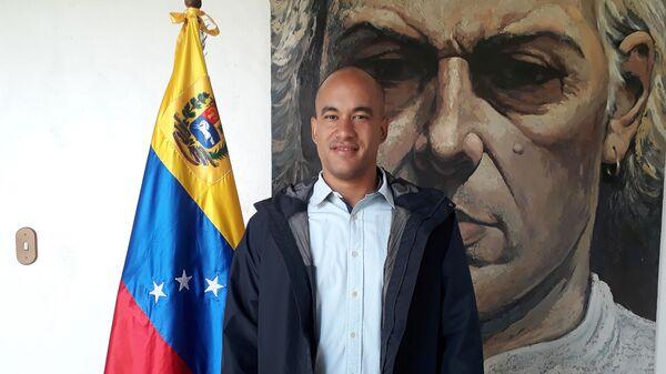 Губернатор штата Миранда Эктор Родригес