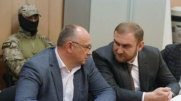 Сенатор Рауф Арашуков в суде