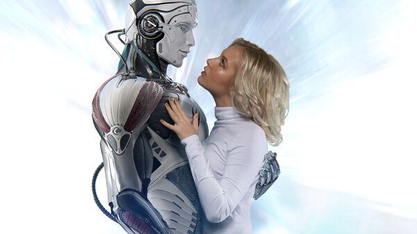 Признают ли робота личностью? На Западе предупреждают о появлении людей - робосексуалов
