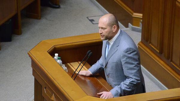 Депутат Верховной рады Борислав Береза