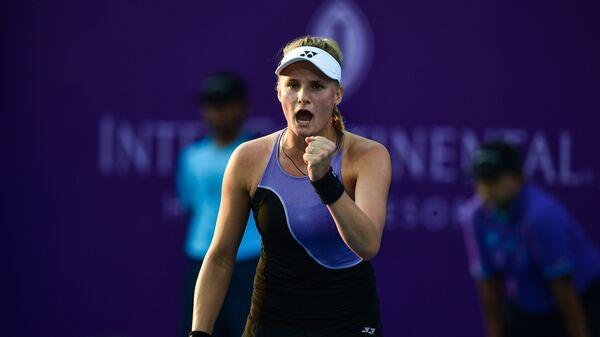Украинская теннисистка Даяна Ястремская