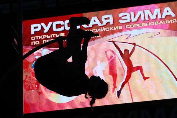 Легкая атлетика. Русская зима