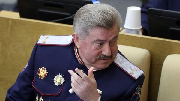 зампред комитета Госдумы по делам СНГ Виктор Водолацкий