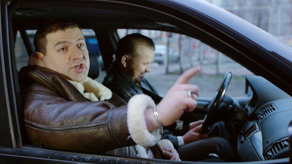Кайданов продюссировал фильмы и сам в них снимался