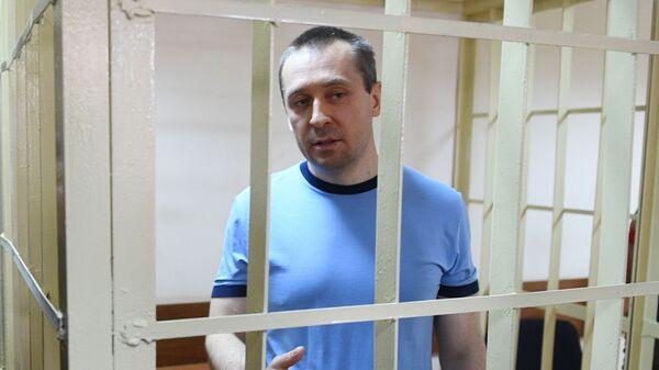 Рассмотрение по существу дела полковника МВД Д. Захарченко
