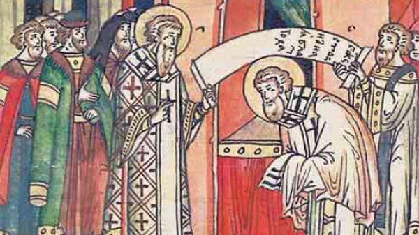 Поставление Игнатия епископом Ростовским