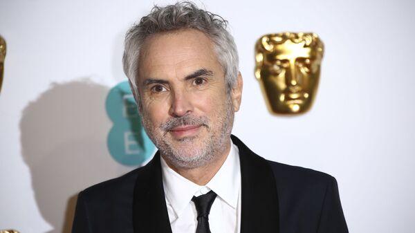 Режиссер Альфонсо Куарон на BAFTA-2019