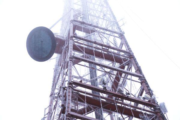 Телевизионная вышка Пензенского областного радиотелевизионного передающего центра
