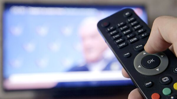 телевизионный пульт