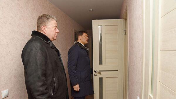 В Вологде завершили работы в поврежденных от взрыва газа квартирах на улице Карла Маркса