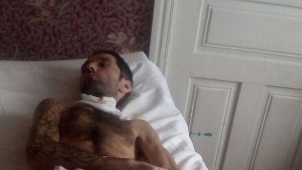 Андрей Шестаков больше полугода провел прикованным к постели