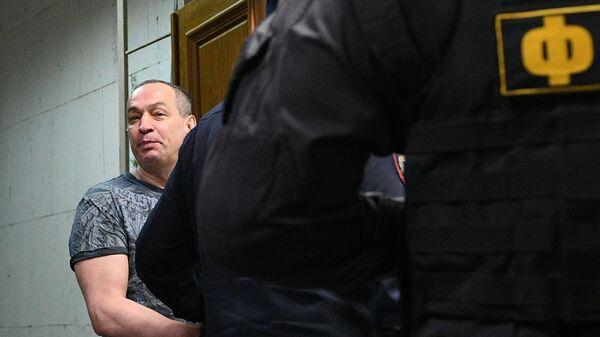 Бывший глава Серпуховского района Подмосковья Александр Шестун в суде