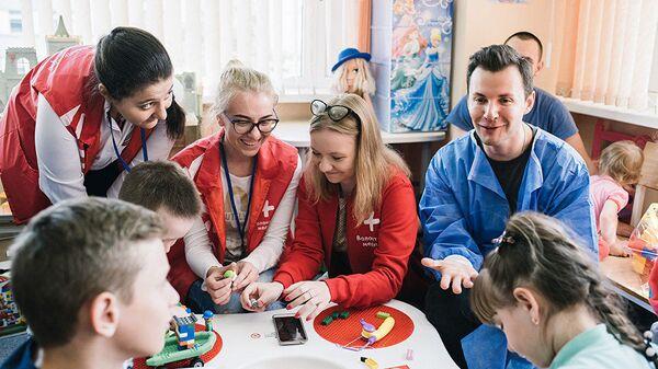 В Москве обсудят значимость волонтерской помощи в педиатрии