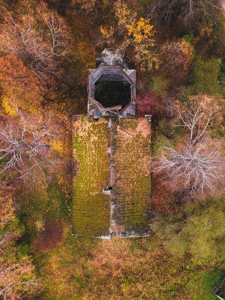 Деревянная церковь Рождества Пресвятой Богородицы. Тверская область