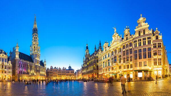 Гранд-плас в Брюсселе