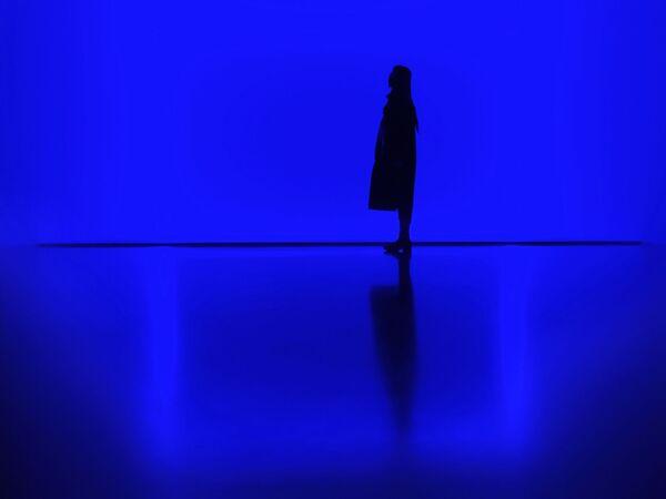Работа фотографа Zhang Yihan, занявшая первое место в категории Silhouettes в фотоконкурсе Mobile Photography Awards