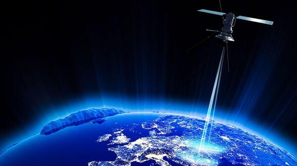 Квантовый спутник Мо-Цзы