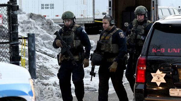 Стрельба в Иллинойсе, США. 15 февраля
