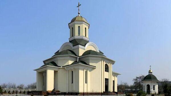 Храм святого апостола и евангелиста Иоанна Богослова в Запорожье