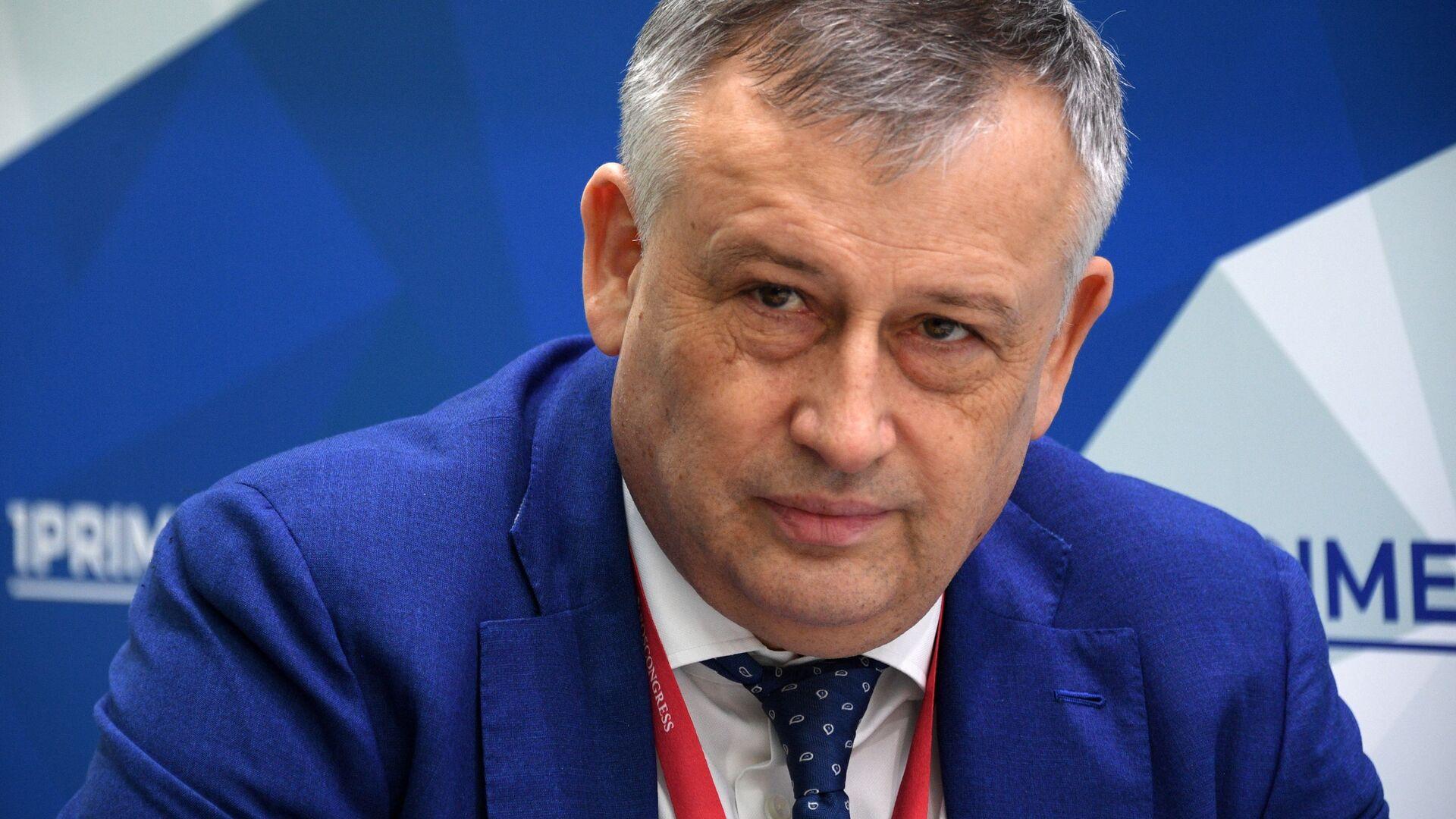 Губернатор Ленинградской области ответил на претензии Эстонии к России
