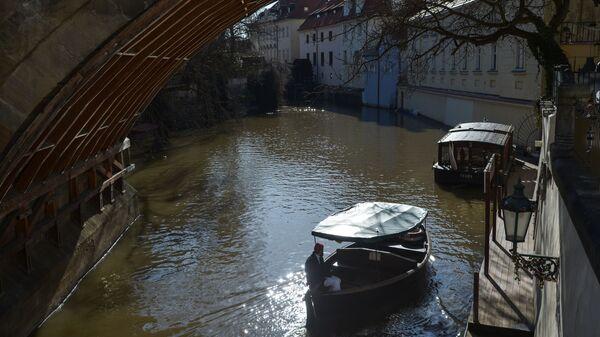 Прогулочные катера в Праге