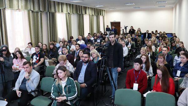 В Волгоградской области прошла конференция по развитию добровольчества