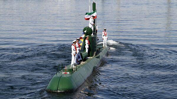 Сверхмалая подводная лодка Ghadir-942