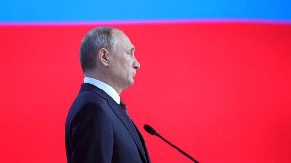 НАТО увидело в послании Путина «неприемлемые»