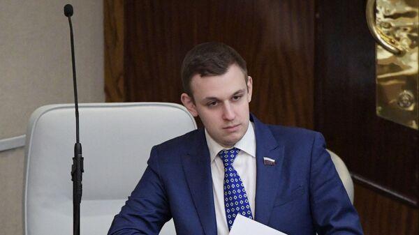 Депутат Государственной думы Российской Федерации Василий Власов