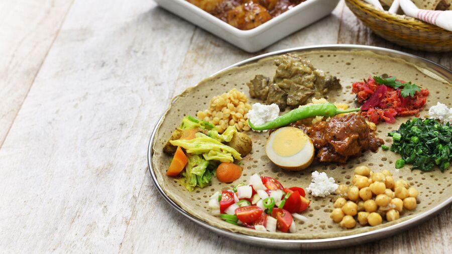 Эфиопская национальная кухня
