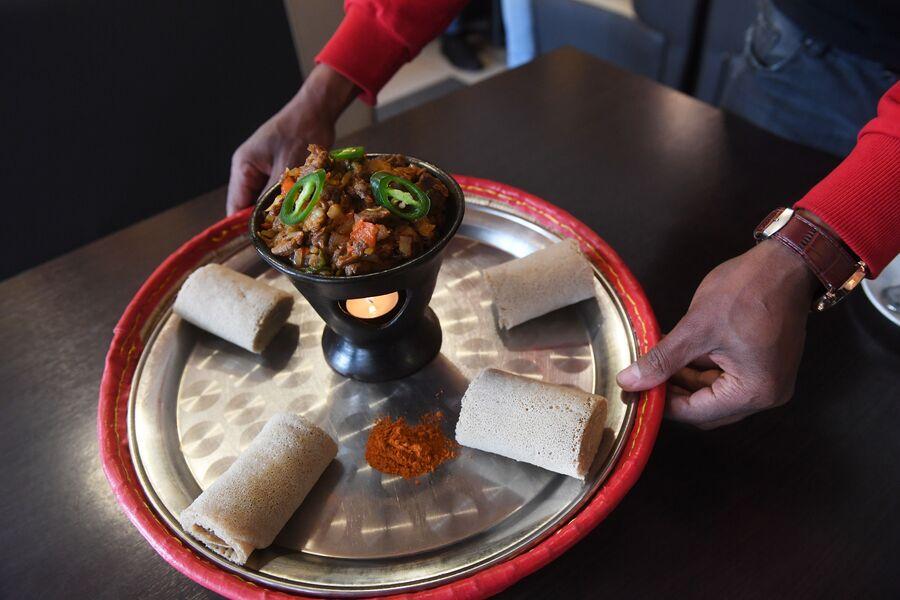 Тибс — блюдо эфиопской кухни
